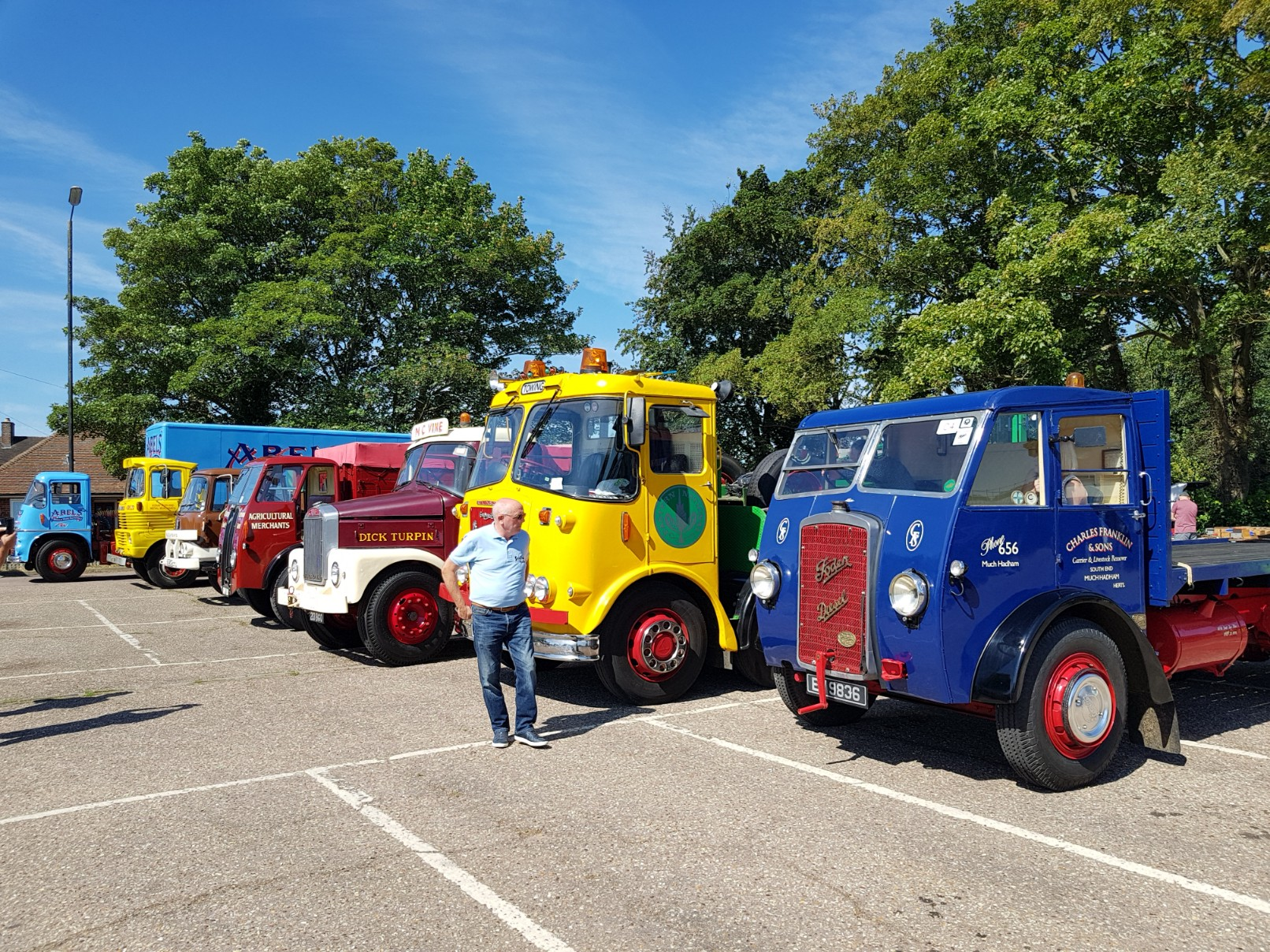 Haverhill vehicle rally